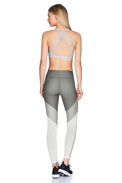 Tri-Tone Mesh 7/8 Tight Back