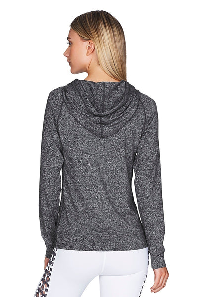 Weekender Hoodie Women Backview Cropped