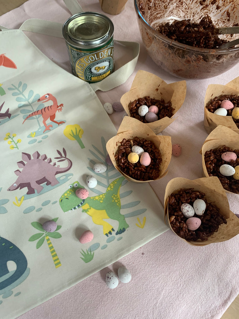 Time to make some Easter Nests!