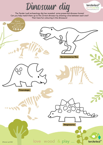 dinosaur activity children