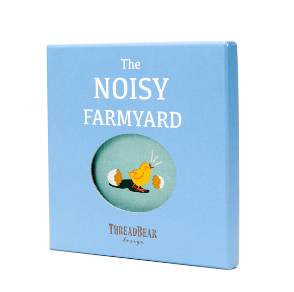 The Noisy Farmyard Rag Book