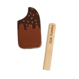 Tender Leaf wooden ice lolly shop