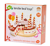 Tender Leaf wooden toys chocolate cake