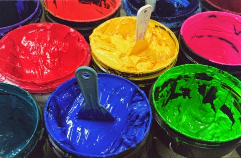 Plastisol Ink vs. Water Based Ink: What's Different?