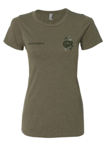 GR Women's Salute to Service Shirt