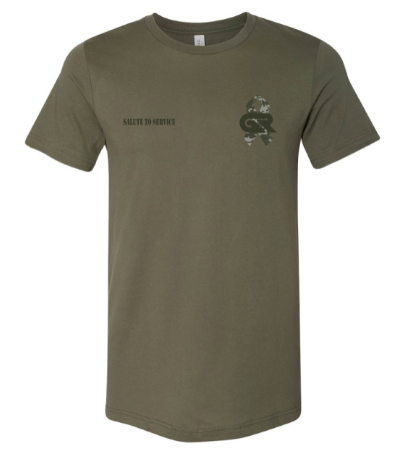 GR Salute to Service Men's Shirt