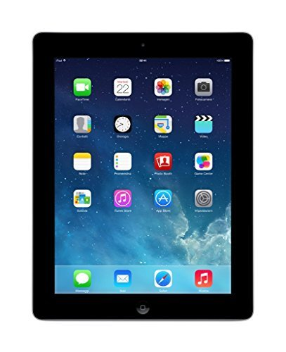 Apple iPad 2nd Gen - 9.7-Inch 16GB (Black) - (Certified Refurbished)