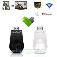 AnyCast K4-1 TV Stick Android Wireless WiFi DisplayTV Dongle Receiver 1080P HD Miracast Airplay DLNA Mirroring PK Chromecast 2