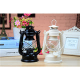 Wrought Iron Lamps Portable Lantern Retro Lighting Creative Gift Ornaments for Home Bar