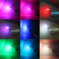 8 Colors Auto Change Infrared Induction light PIR Motion Sensor Toilet Seat Novelty LED Light Bowl Bathroom Night Light