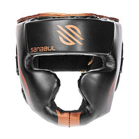 Sanabul Essential Professional Boxing MMA Kickboxing Head Gear