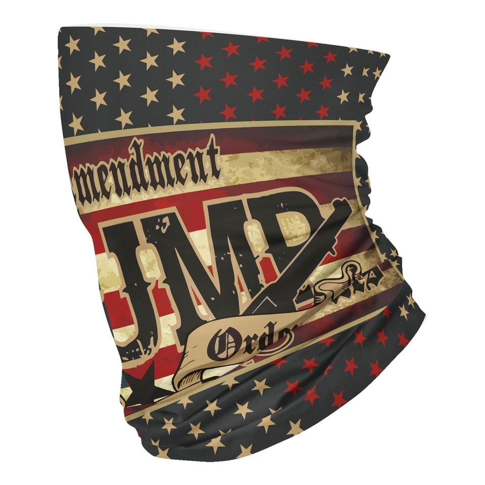 Trump 2nd Amendment Us Election 2020 Right To Keep & Bear Arms Neck Gaiter