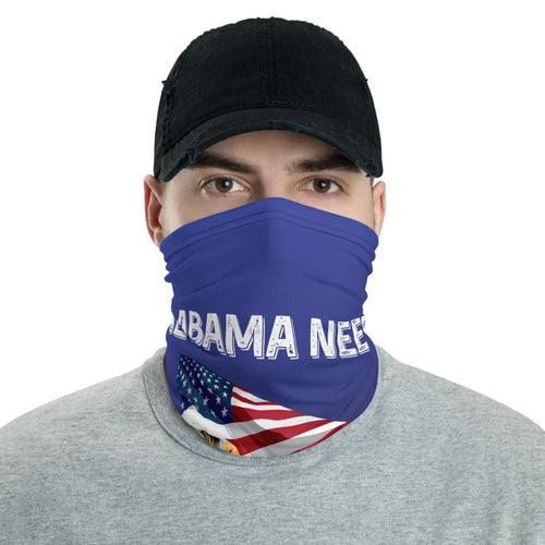 Alabama Needs Trump 2020 American Flag With Eagle Neck Gaiter