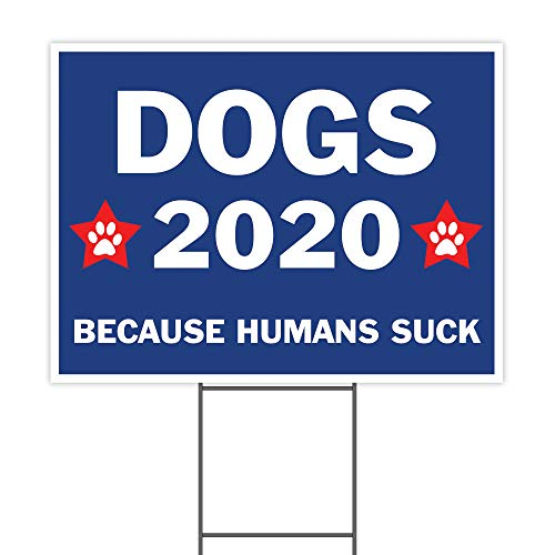 Dogs 2020 Political Election 24