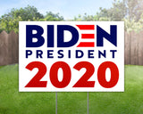 Biden President 2020 Yard Sign Decorative Campaign House Garden Yard Signs | Lawn Signage