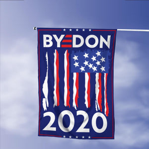 Byedon Joe Biden America President 2020 Campaign Garden Flags | House Flags | Double Sided Decorative Yard Flag Without Pole For Spring Summer Fall Winter