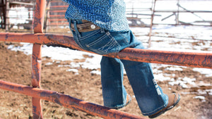 Introducing Cowboy & Cowgirl Hardware's Plethora Of Kids Western Wear
