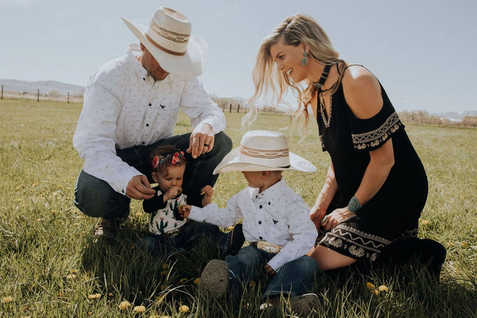 Western Family Fun: Your Guide to Dressing the Family In Matching Western Attire