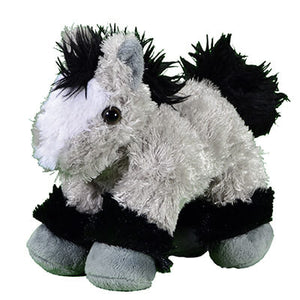 Boy's Plush Play Grey Horse from Cowboy Hardware