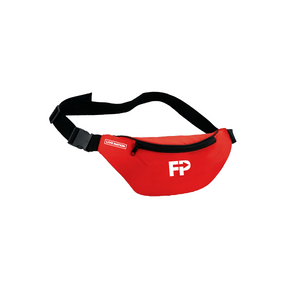 RED FANNY PACK