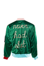 Load image into Gallery viewer, ATELIER NEW REGIME SILK JACKET