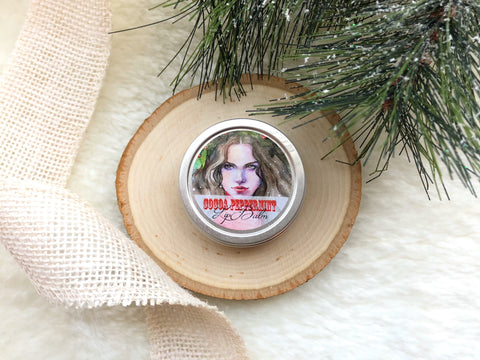Winter Goddess Cocoa + Peppermint Lip Balm
