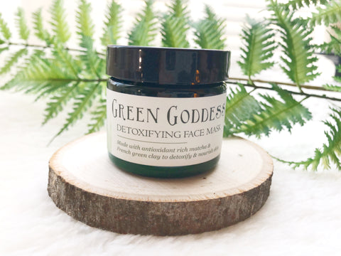Green Goddess Detoxifying Mask