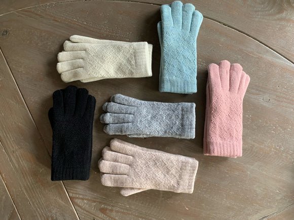 Basic Warm Gloves