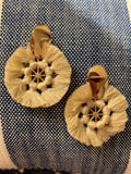 At The Helm Earrings