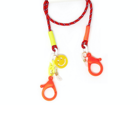Emoji Cord Mask Chain