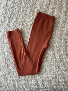 Svelte and Velvet Leggings