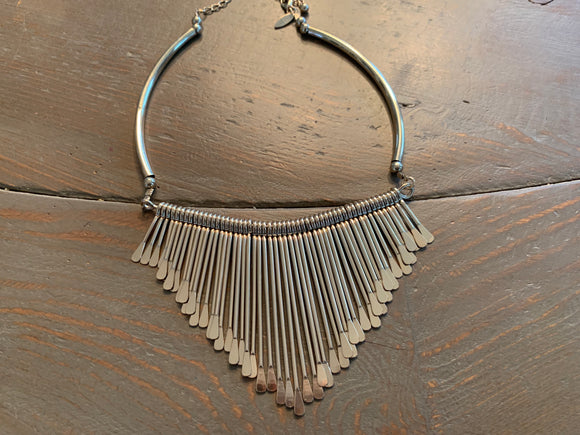Kalimba Keys Necklace