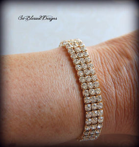 Mother of the Bride/Mother of the Groom Bracelet Gift - So Blessed Designs