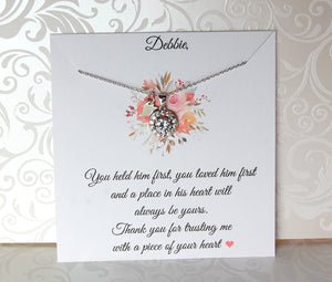 Mother of the Groom Gift, Mother in Law Gift, Mother of the Bride Gift, Wedding Gift, Future Mother in Law Gift