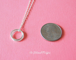 To Mom with Love Necklace Gift - So Blessed Designs