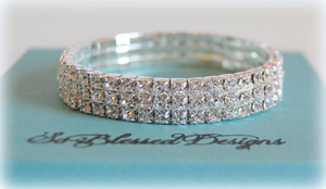 Mother of the Groom/Mother of the Bride Bracelet Gift - So Blessed Designs