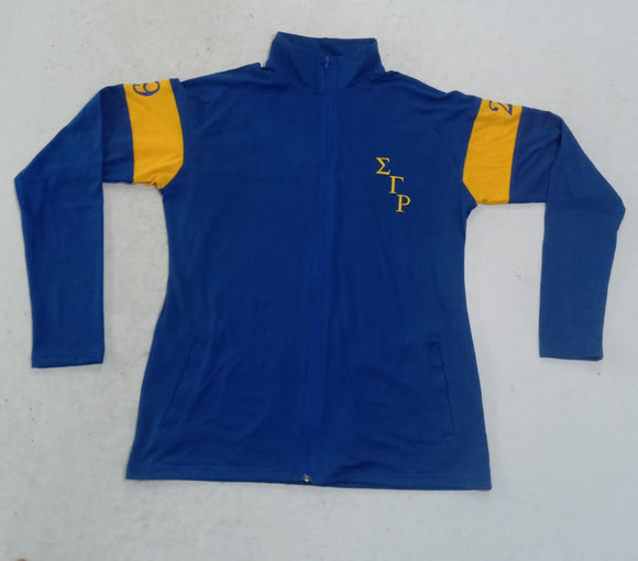 Terry Cotton Jacket