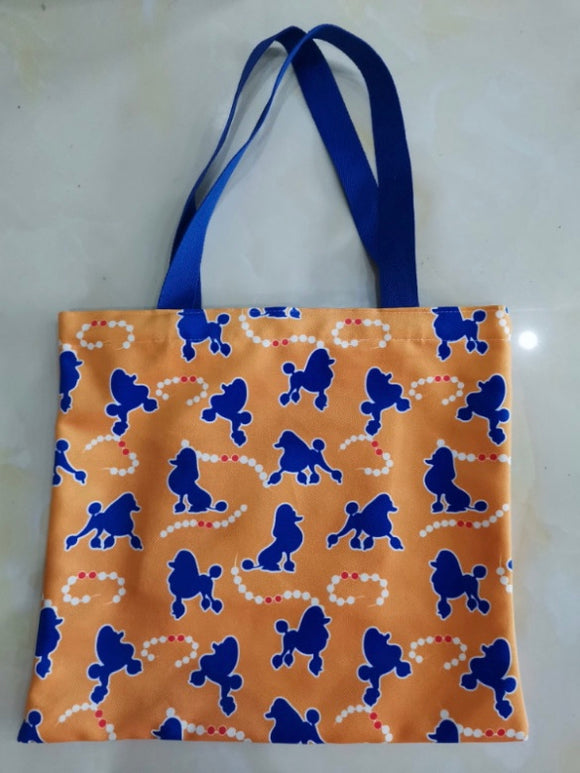 Poodles and Pearls Tote