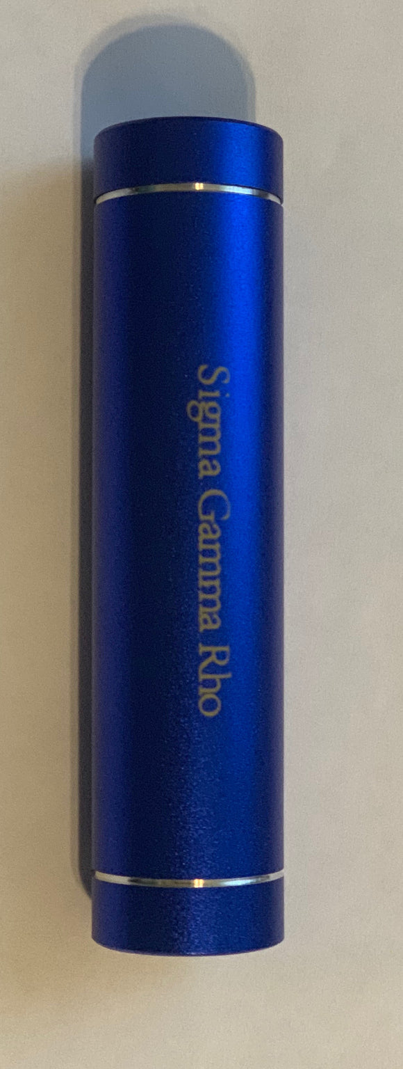 Sigma Gamma Rho Power Bank