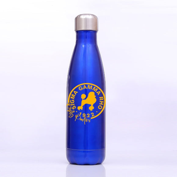 Pretty Poodle Water Bottle
