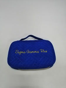 Sigma Gamma Rho Travel Jewelry Organizer