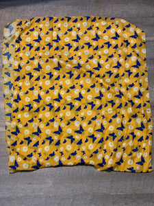 Butterflies and Daisies Scarf