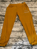 Gold Philo Cashmere Hoodie Lounge Set