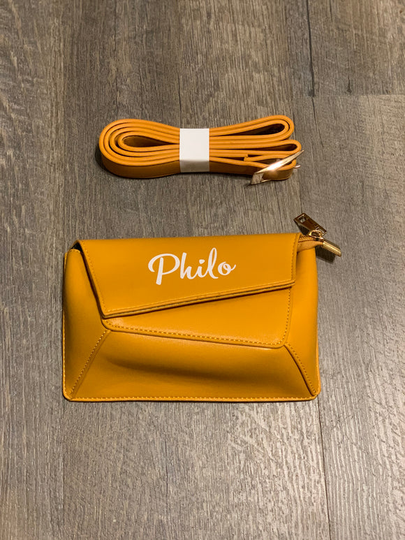 Philo Belted Fanny Bag