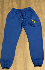 Terry Cotton Joggers