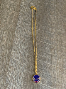 SGRHO Necklace