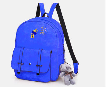 Rhoer Backpack Purse with Butterfly Charm