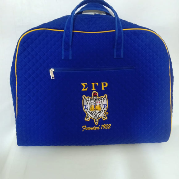 SGRHO Quilted Garment Bag