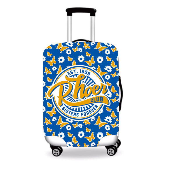 Rhoer Luggage Cover Royal