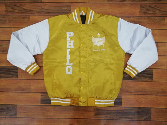 Philo Satin Jacket